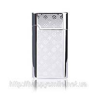 Зажигалка Louis Vuitton серебристая, фото 1