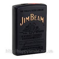 Зажигалка Jim Beam, подарок парню, фото 1