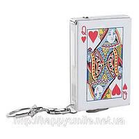 Зажигалка Покер брелоки, фото 1