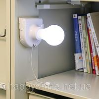 Светильник на самоклеющейся основе Stick Up Bulb, фото 1