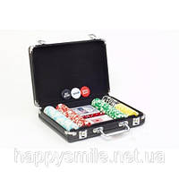 Набор для покера 21*38.5*6.5см. (300) фишек