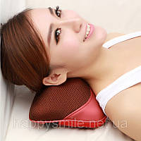 Массажная подушка Massage pillow for home and car, фото 1