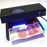 Детектор валют «AD-2138» – простой прибор, который предназначен для быстрой проверки валюты