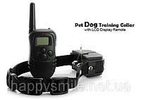Ошейник для контроля собак Remote Pet Dog Training Collar with LCD Display, фото 1