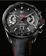 Часы мужские Tag Heuer Grand Carrera (кварцевые). Высокое качество!