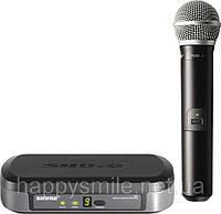 Профессиональный радиомикрофон SHURE PG4, беспроводная версия
