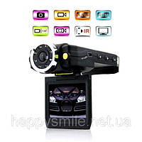Portable CAR CAMCORDER HD DVR K3000 – компактный видеорегистратор для автомобиля, фото 1