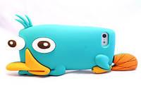 Чехол Custom Cover Silicone Figure for iPhone  5