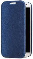Чехол Rock Samsung Galaxy Mega 6.3 big city dark blue