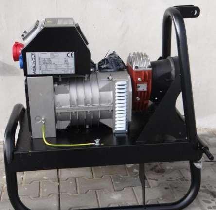 Тракторный генератор ВОМ AgroVolt AV 22 фото 4