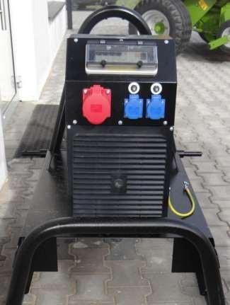 Тракторный генератор ВОМ AgroVolt AV 22 фото 1