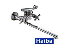 Смеситель для ванны Haiba Zeus-140 EURO
