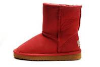 Детские UGG Baby Classic Short Red