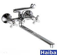 Смеситель для ванны Haiba Odyssey-140 EURO