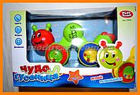 Интерактивная игрушка   Чудо гусеница