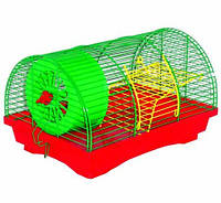 Клетка для грызунов Бунгало-1краска