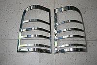 Накладки на задние фонари Mercedes Vito W638