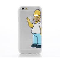 """Чехол-накладка Homer Simpson для iPhone 6 4.7"""""""