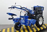 Мотоблок дизельный Добрыня МТ-119E (электростартер, комплект, 12,6 л.с. )