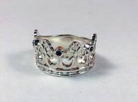 "Кольцо из серебра ""Корона Древняя Реликвия"""