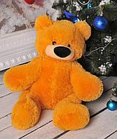 Медведь сидячий «Бублик» 110 см (цвета в ассортименте)