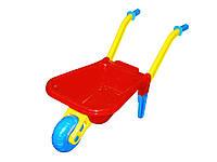 Детские наборы для игры во дворе, Тележка Тачка 2 ТехноК