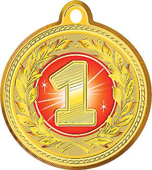 Медаль своими руками из бумаги для детей