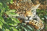 "Алмазная живопись ""Тигр на природе"" (алмазная картина)"