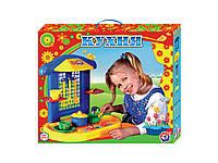 Детский игровой набор Кухня 2 ТехноК для девочки