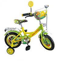 Детский двухколесный велосипед Profi 14 дюймов мульт