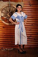 Женское платье с вышивкой. Жіноче плаття вишиванка.    Жіноче плаття Модель:ЖП 3-147