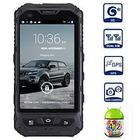 Противоударный смартфон Land Rover A8. Мобильный телефон на 2 сим карты. На гарантии. Код: КТМТ44