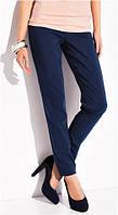 Брюки, штаны женские синие Zaps 2015 новая коллекция Запс темные