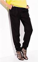 Брюки, штаны женские черные Zaps 2015 новая коллекция Запс темные
