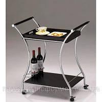 Сервировочный столик со съемным подносом