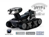 Танк-шпион rovospy lt-728, управление с ios / android, камера на 0,3мп, режим ночного видения, микрофон, 6*аа