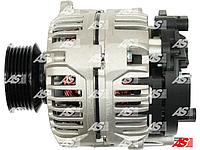 Генератор (новый) для Volkswagen (VW) LT 28-35-40-55 - 2.8 TDi. 90 A. Фольксваген ЛТ 2,8 тди, тді.
