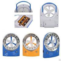 LED Фонарь и Вентилятор аккумулятор или батарейки