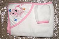Полотенце махровое для купания Турция розовое,голубое.