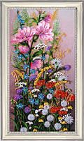 """Набор для вышивки бисером """"Полевые цветы"""""""