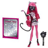 Кукла Monster High Catty Noir New Scaremester Монстер Хай Кетти Нуар Новый Скарместр