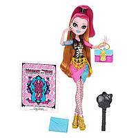 Кукла Monster High Gigi Grant New Scaremester Монстер Хай ДжиДжи Грант Скареместр