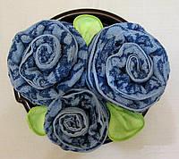Букет Роз из лицевых и банных полотенец на заказ