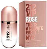 Женский парфюм Carolina Herrera 212 Vip Rose ( Каролина Херрера 212 Вип Роуз)