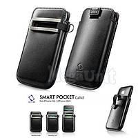 Capdase Smart Pocket Callid чехол для iPhone 3G/3Gs черн