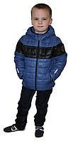 Весенняя курточка для мальчика отечественного производителя (ЗАРА -кубик))