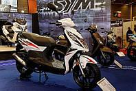 Городской скутер для новичков SYM Orbit 50 (Тайвань) СИМ орбит