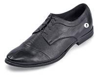 Туфли мужские из натуральной кожи МИДА 11503.