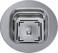 Евро вентиль без перелива для кухонной мойки с квадратной сеткой