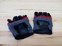 Перчатки для занятий тяжелой атлетикой (сетка)